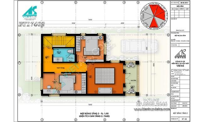 m u thi t k bi t th 2 t ng phong c ch t n c i n 100m2 l ng m n b n s ng. Black Bedroom Furniture Sets. Home Design Ideas