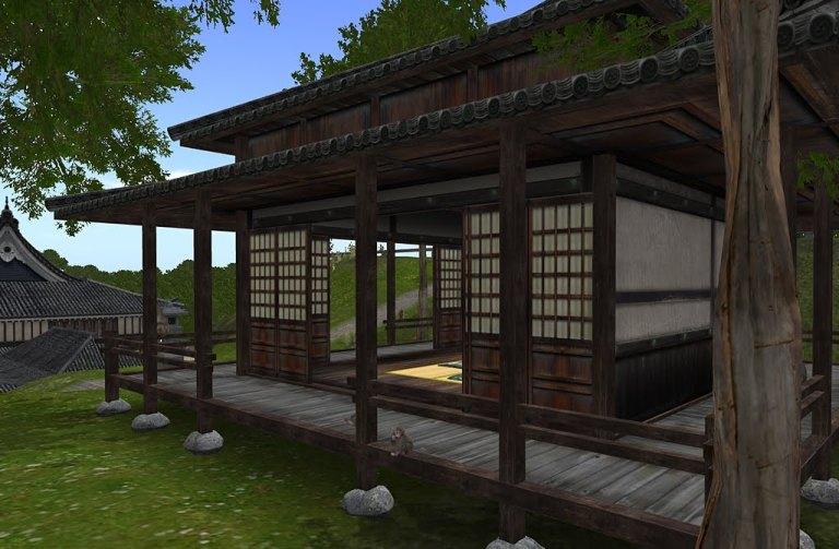 Phong cách hòa mình vào thiên nhiên trong kiến trúc Nhật bản